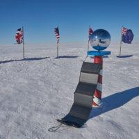 BSK 150 på ekspedisjon til Sydpolen